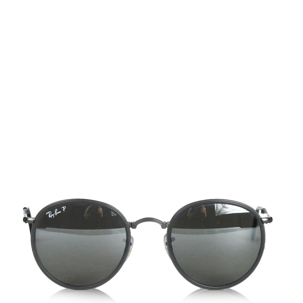 Óculos Ray Ban Round   Brechó de luxo - prettynew c20b3207b7