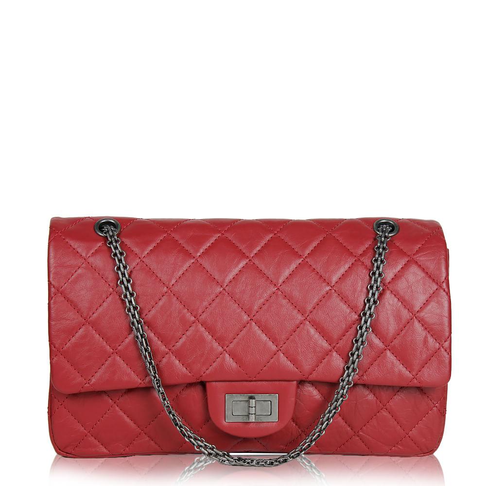 053df554a Bolsa Chanel 2.55 Reissue | Brechó de luxo - prettynew