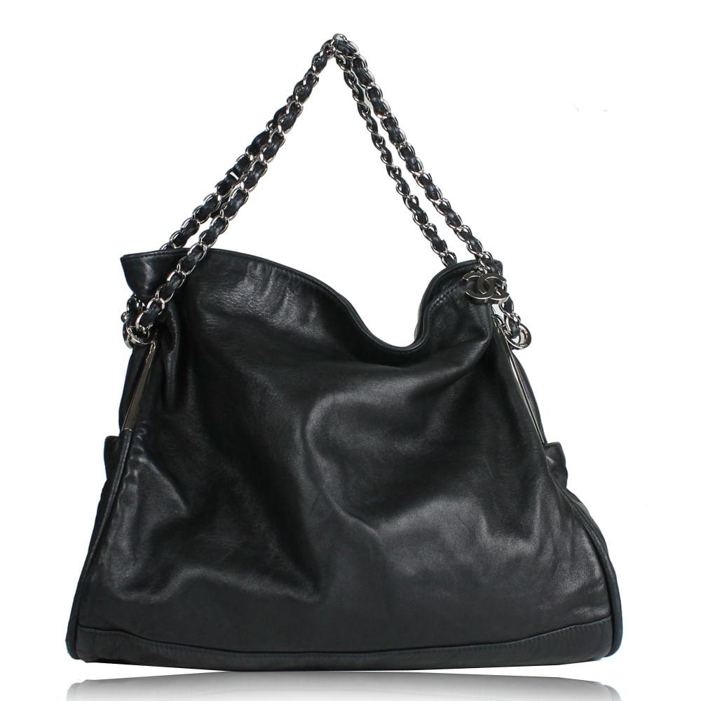 Bolsa Chanel   Brechó de luxo - prettynew 42259612d6