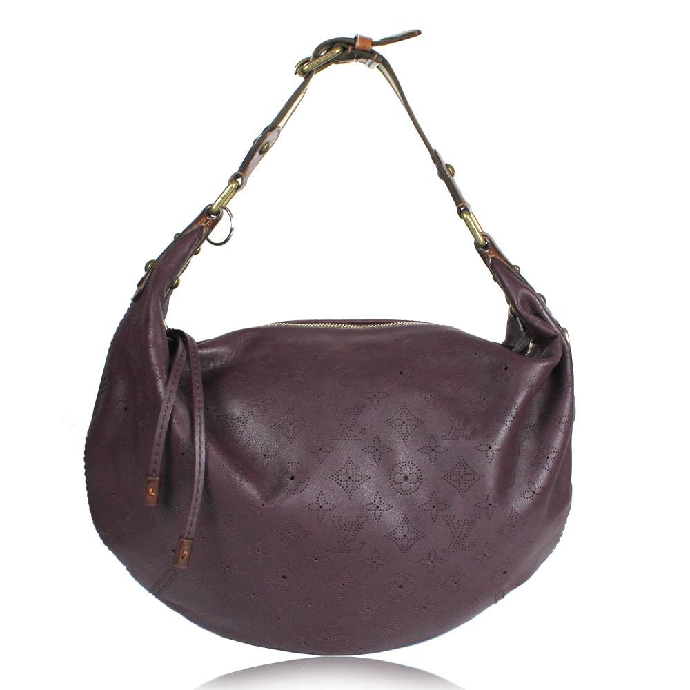 cd062074f Bolsa Louis Vuitton Mahina Onatah | Brechó de luxo - prettynew