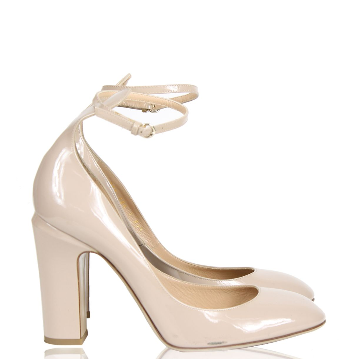 Sapato----Valentino--Verniz--Nude-