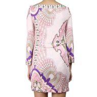 Vestido-Emilio-Pucci-Estampado-Rosa