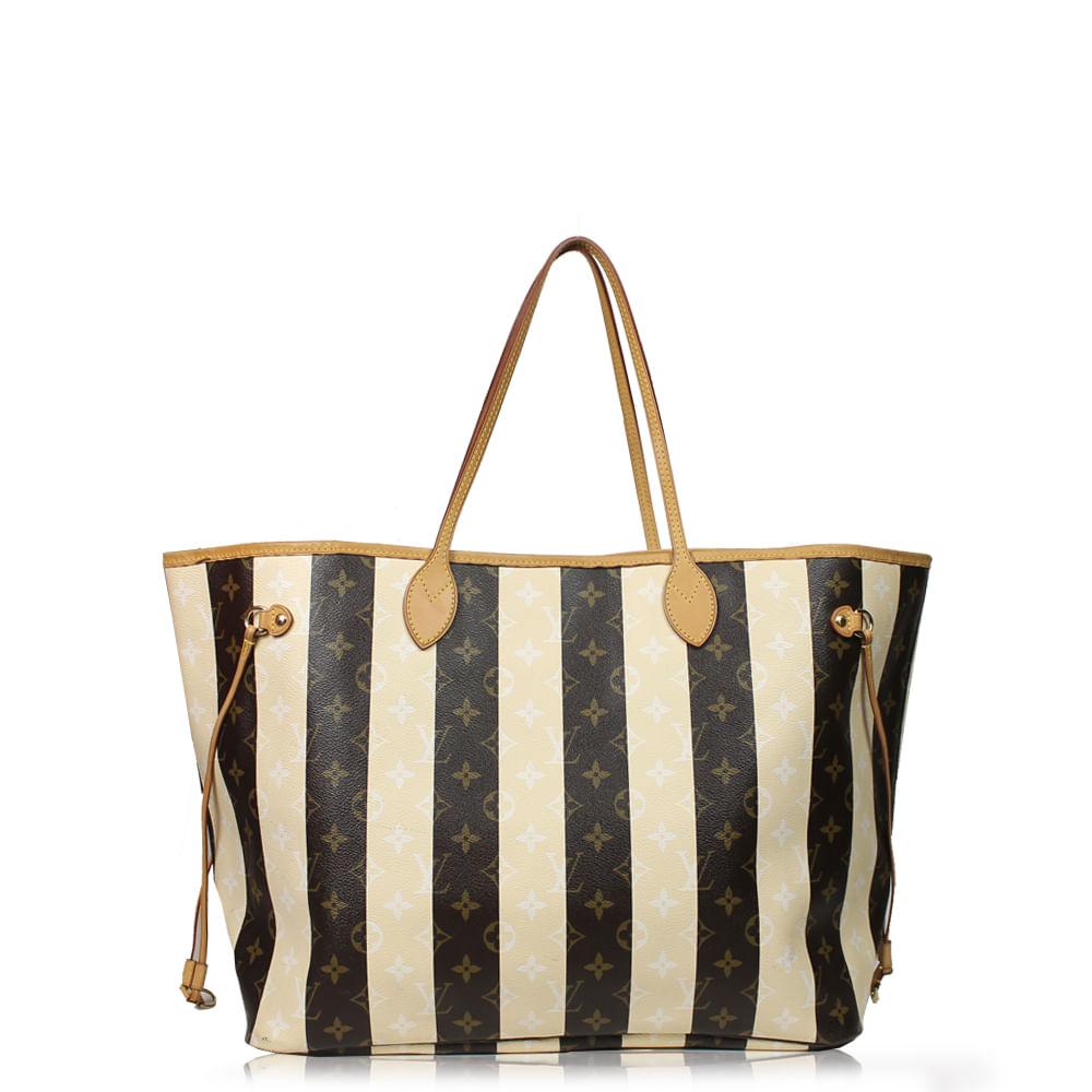 d3df481d0 Bolsa Louis Vuitton Neverfull | Brechó de luxo - prettynew