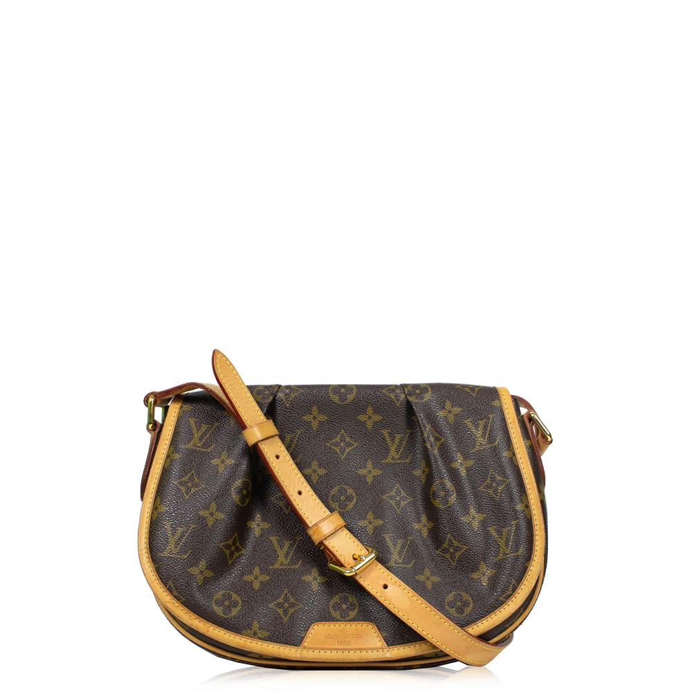 1be0d0ec29c Bolsa Louis Vuitton Menilmontant