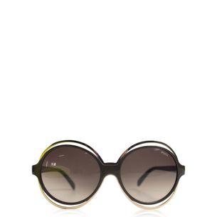 Oculos-Emilio-Pucci-Round-Marrom