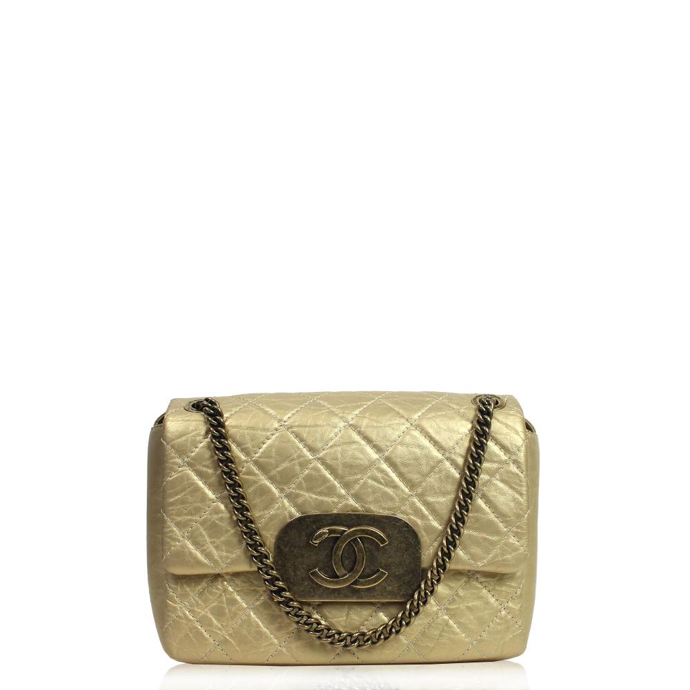 Bolsa Chanel Rue Cambon   Brechó de luxo - prettynew 1611faaa4c