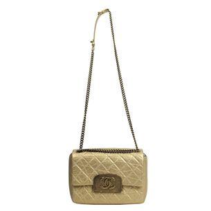 Bolsa-Chanel-Rue-Cambon-Dourado
