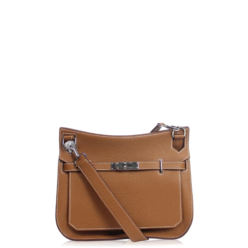 Bolsa Hermes Jypsiere   Brechó de luxo - prettynew 49d5e7dc22