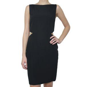 Vestido-Gucci-Preto-Recortes