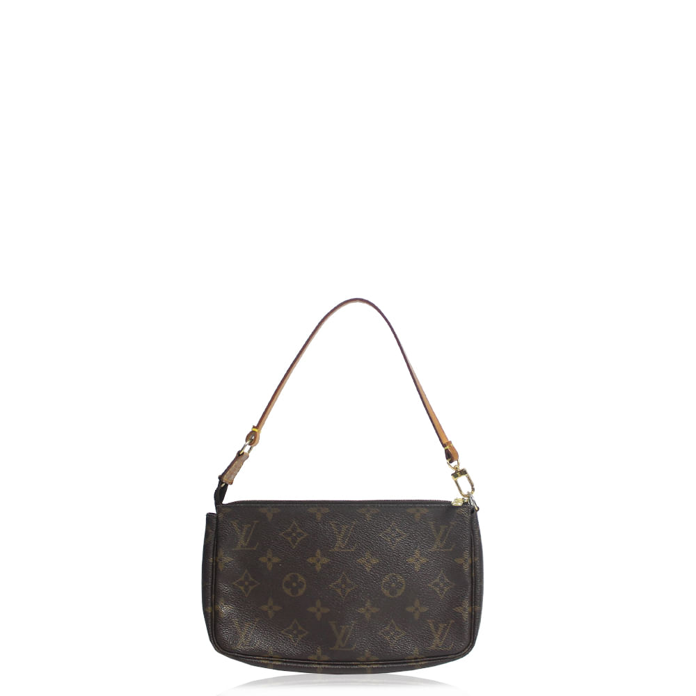 80edbb6c7b5 Mini Bolsa Louis Vuitton Monograma. Previous