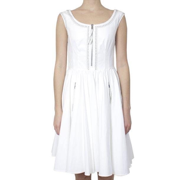Vestido-Prada-Tachinhas-Branco
