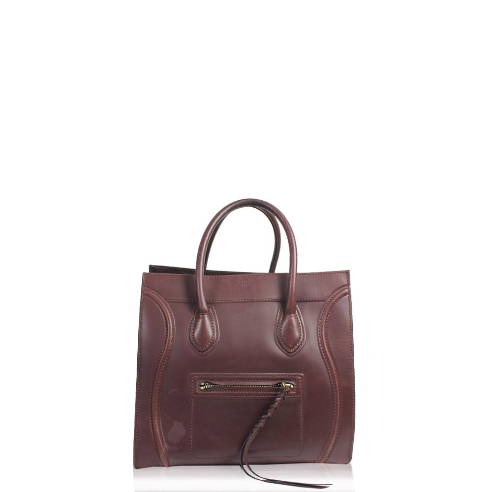 2d235dc4d Bolsa Celine Luggage | Brechó de luxo - prettynew