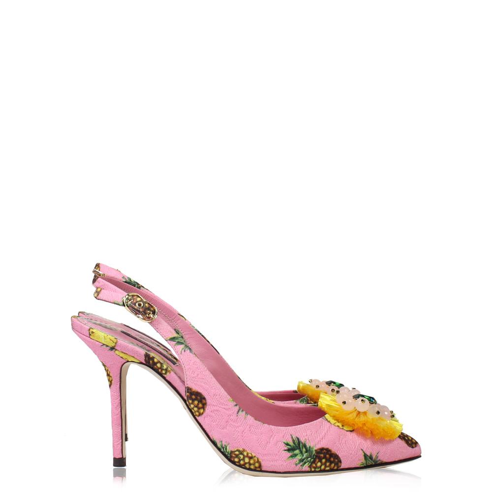 Sapato Dolce   Gabbana Belucci   Brechó de luxo - prettynew 909c65bba4