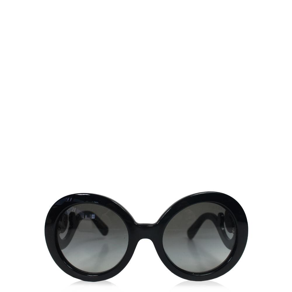 Óculos Prada Baroque   Brechó de luxo - prettynew 54ac02c241
