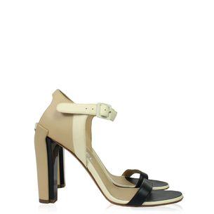 Sandalia-Chanel-Couro-Nude-e-Preto