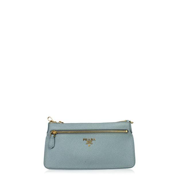 Mini-Bolsa-Prada-Saffiano-Azul