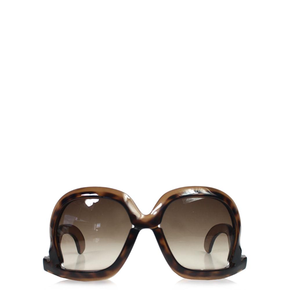 ef838c8910f49 Óculos Marc Jacobs MJ369 S Marrom. Previous