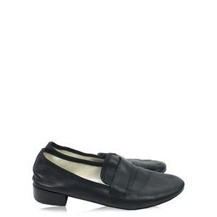 Loafer-Repetto-Couro-Preto