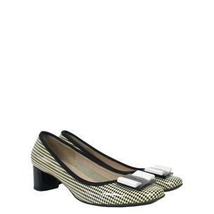 Sapato-Salvatore-Ferragamo-Pied-de-Poule
