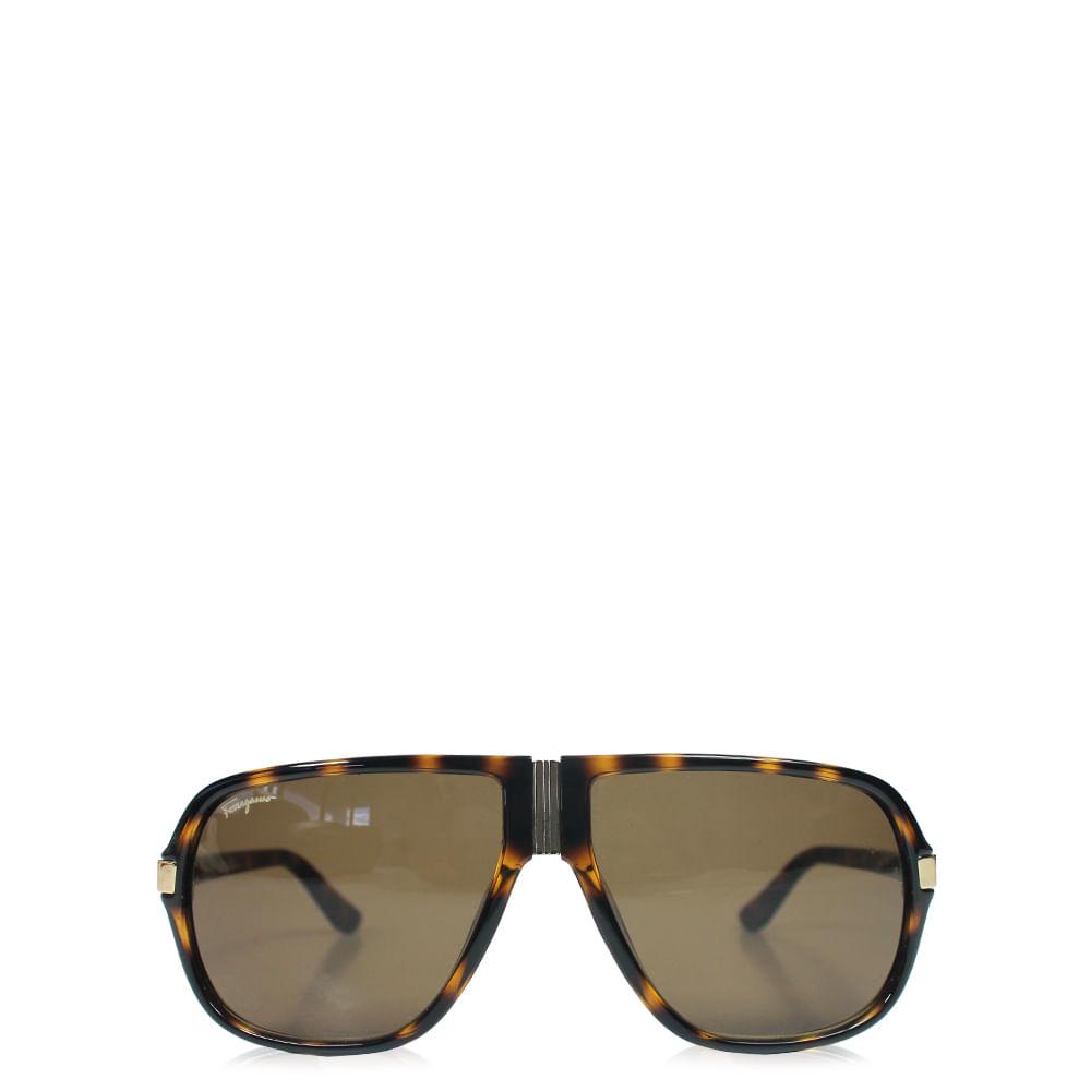 Óculos Salvatore Ferragamo   Brechó de luxo - prettynew f5b529418a