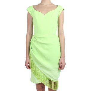 Vestido-Thierry-Mugler-Verde-Neon