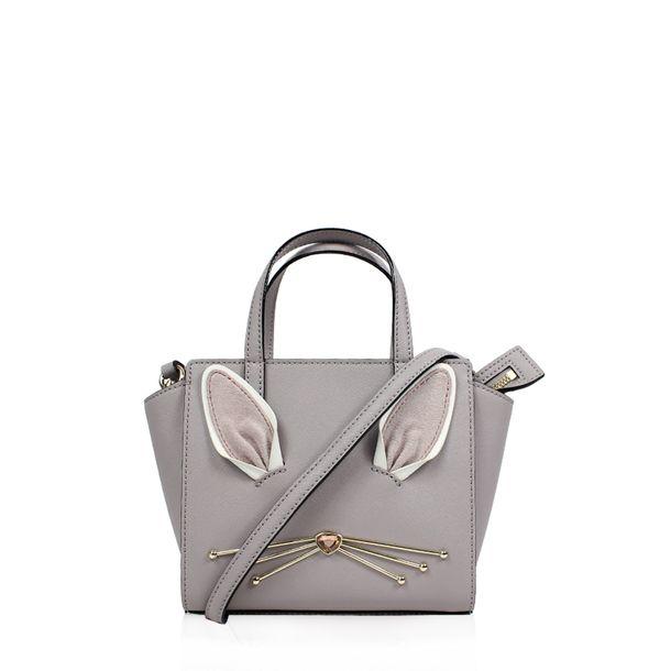 Bolsa-Kate-Spade-Rabbit-Couro-Lilas-