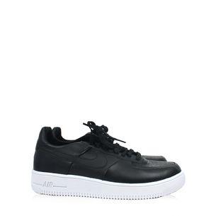 Tenis-Nike-Air-Couro-Preto