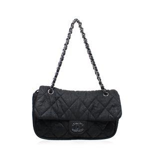 Bolsa-Chanel-Matelasse-Preto