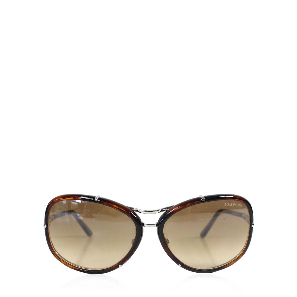 Óculos Tom Ford Espelhado   Brechó de luxo - prettynew 37ede129bd