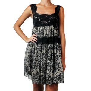 Vestido-Dolce-Gabbana-Seda-e-Renda