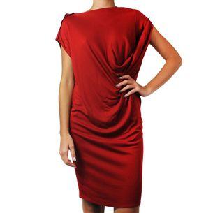 Vestido-Lanvin-Malha-Vermelho