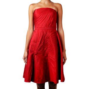 Vestido-Armani-Colezzione-Vermelho