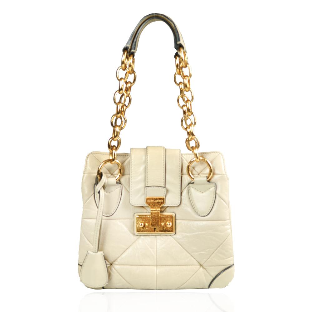12c26a0fb Bolsa Marc Jacobs Couro | Brechó de luxo - prettynew