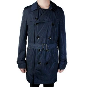 05076-Trench-Coat-Burberry-Nylon-Azul-1