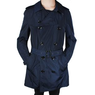 05076-Trench-Coat-Burberry-Nylon-Azul-verso