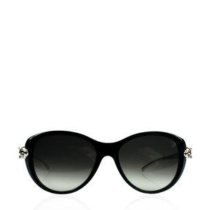 Oculos-Cartier-Pantera-Acetato-Preto