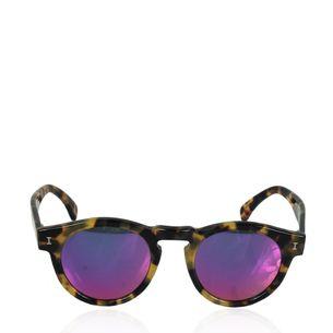 Oculos-Illesteva-Leonard-Onca-Espelhado-Rosa