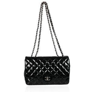60758-Bolsa-Chanel-Reissue-Verniz-Preto-1