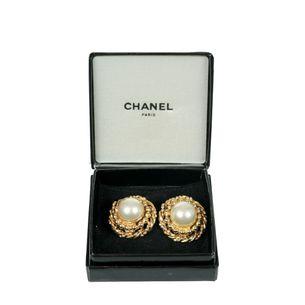 60878-Brinco-de-Pressao-Chanel-Vintage