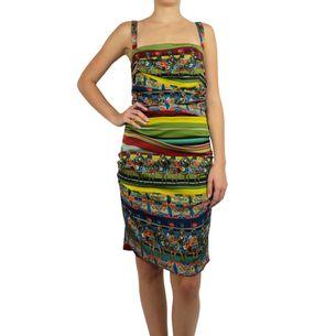 60852-Vestido-Dolce-_-Gabbana-Ruched