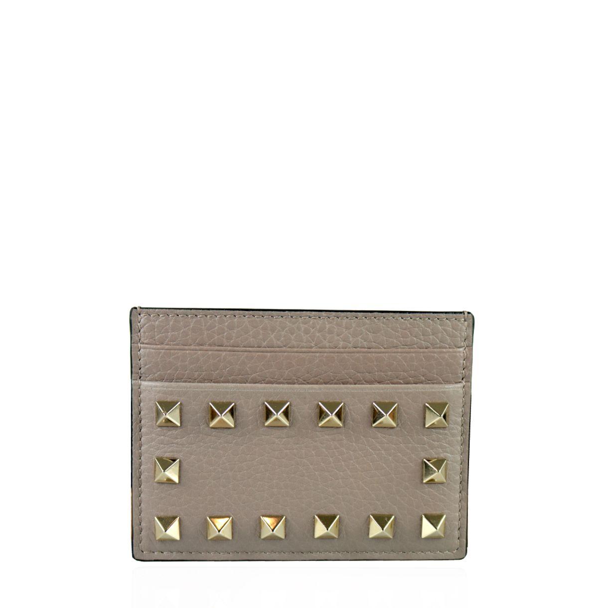 60958-Porta-Cartao-Valentino-Couro-Bronze-Rockstud
