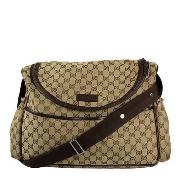 Bolsa-Gucci-Diaper-Jacquard