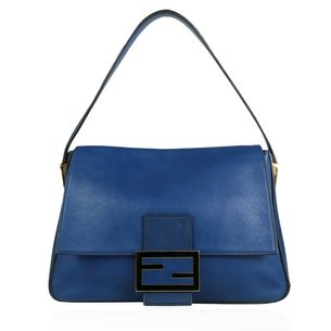 Bolsa-Fendi-Couro-Azul