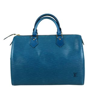 Bolsa-Louis-Vuitton-Speedy-Epi-Azul