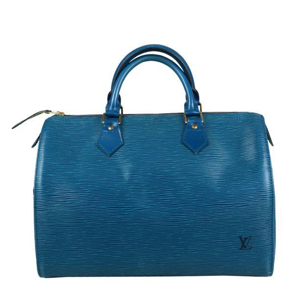 Bolsa-Louis-Vuitton-Speedy-Epi-Azul