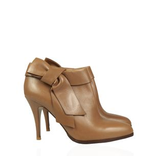 Ankle-Boot-Valentino-Couro-Bege