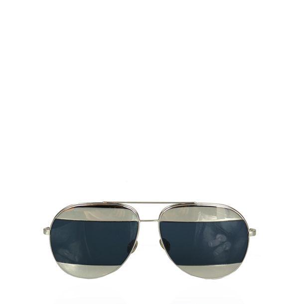 Oculos-Christian-Dior-Split-Prateado