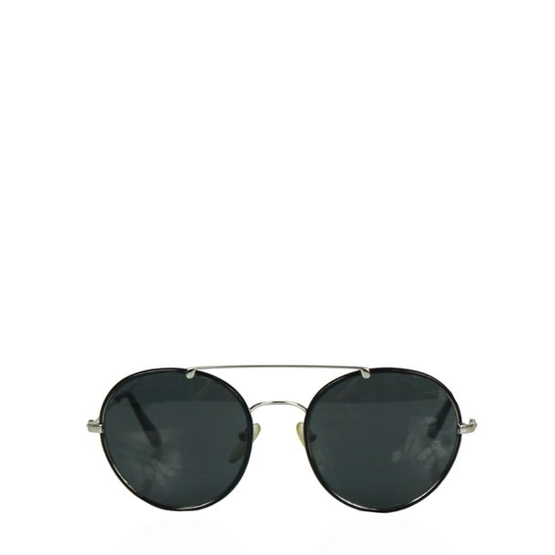 Oculos-Prada-Round-Preto