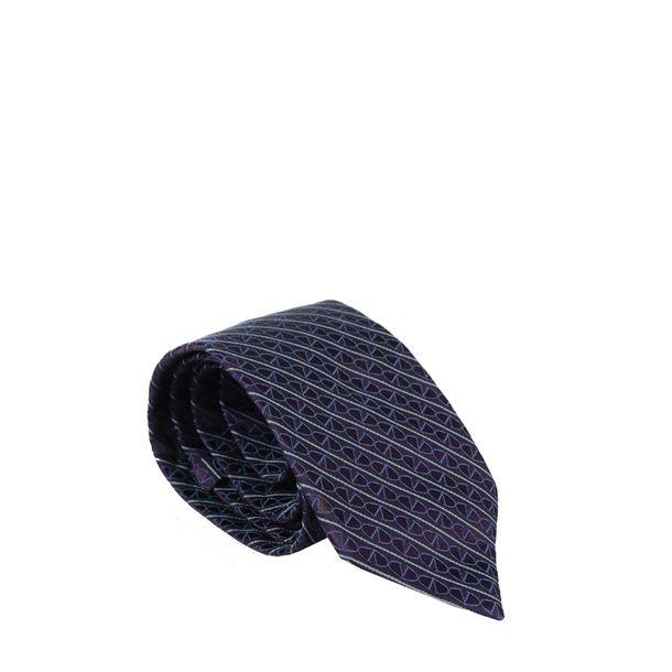 Gravata-Valentino-Estampada-Roxa