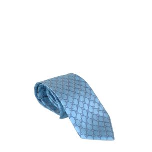 Gravata-Gucci-Azul-Clara-Estampa-GG